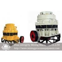 Buy cheap Iron Ore Mining Beneficiation Equipment Hydraulic Cone Crusher from wholesalers