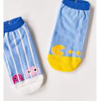 Buy cheap cute girl mismatch ankle socks from wholesalers