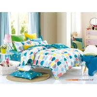 Buy cheap Queen / King Size Polyester Girls Bedroom Bed Sets Environmental Friendly Disperse Printing from wholesalers