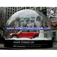 Buy cheap Snow Globe Inflatable Bubble Tent Trade Show , Adverting Transparent Bubble Dome Tent from wholesalers
