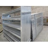 Buy cheap Hot-dip Galvanized Horse Panel Fence product