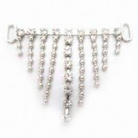 Buy cheap Eco-friendly Zinc Alloy Pendant with ≤0.05% Defective Rate product