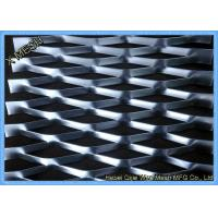 Buy cheap Flattened Heavy Gauge Expanded Metal Mesh Fabric Raised Surface 1.2x2.4 M Size from wholesalers