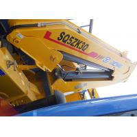 Buy cheap 5t Knuckle Truck Mounted Crane SQ5ZK3Q from wholesalers