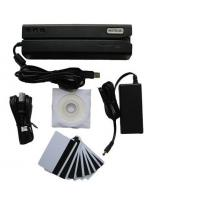 Buy cheap MSR606 Magnetic Stripe Card Reader Writer Encoder MSR206 MSR605 with 20 Cards from wholesalers