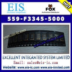 Buy cheap 559-F3345-5000 - FOX - Standard Clock Oscillators SMD 5.0V 50MHz product