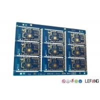 Buy cheap Electronics Communication High Frequency PCB 2 Layers ENIG Surface Treatment product