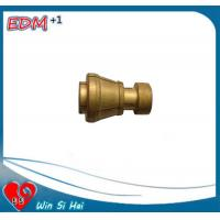 Buy cheap EDM Copper Clip Tin Plating EDM Drill Guides EDM Consumables For Wire Cut Machine from wholesalers