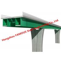 Buy cheap Q460 Structural Modular Steel Box Girder Bridge With Fast Installation product