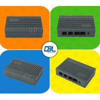 Buy cheap DBL 2 Port SIP VoIP Gateway 2 FXS P2P Calls , PPTP VPN And P2P Calls from wholesalers