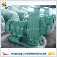 Buy cheap corrosion-resisting self priming sewage pump from wholesalers