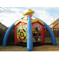 Buy cheap World Inflatable Sports Games Including Baseball , Basketball , Football For Event from wholesalers