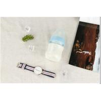Buy cheap Transparent Non BPA Baby Bottles , Small Baby Feeding Bottles Toxic Free from wholesalers