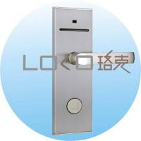 Buy cheap IC Electronic Hotel Card Door Lock (L-B18IC-SB) from wholesalers