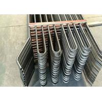 Buy cheap Customized U Bend Tube Pickled / Bright Annealed Stainless Steel Material from wholesalers