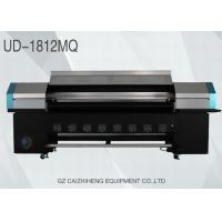 Buy cheap 1440dpi 3D Textile T Shirt Printing Machine Low Noise Galaxy UD 1812MQ from wholesalers