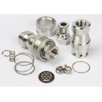 Buy cheap Female Thread Hydraulic Quick Connect Couplings , Stainless Steel Quick Release Couplings from wholesalers