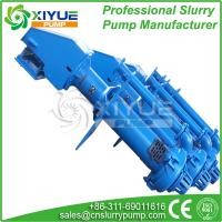 Buy cheap Large volume vertical lime slurry pump from wholesalers