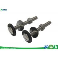 Buy cheap Customized Length Toilet Tank Bolts / Toilet Bowl Bolts Anti - Corrosion from wholesalers