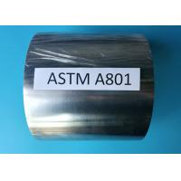 Buy cheap 10-500mm OD Soft Magnetic Alloys Round Bar with High Saturation ASTM A801 from wholesalers