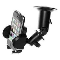Buy cheap aluminium PU Universal Dashboard Cellphone Car Mount Holder for iphone 5 from wholesalers