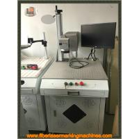 Buy cheap 20w Fiber Laser Marking Machinessingle color for metal stainless steel from Wholesalers