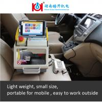 Buy cheap Newest Bluetooth Wireless Control Automatic China High Security SEC-E9 Key Cutting Machine For Sale CE Approved from wholesalers
