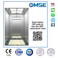 Buy cheap German Technology VVVF Traction Type Passenger Elevator with Good Quality and Reasonable Price from wholesalers