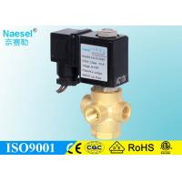 Buy cheap Flow Direction Control 3 Way Solenoid Valve Normal Closed For Steam Sterilizer from wholesalers