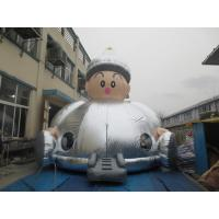 Buy cheap inflatable moonwalk/inflatable bouncer/inflatable castle  CFD-011 from wholesalers