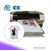 Buy cheap t-shirt printer with 8 color  C M Y K W W W W from wholesalers