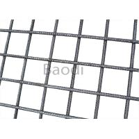 Buy cheap 10mm Rebar Reinforcing Wire Mesh High Strength For Roof Construction Material from wholesalers