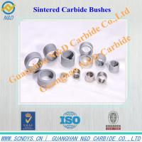 Buy cheap Blanks for tungsten carbide bushes from wholesalers