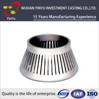 Buy cheap Industrial Cast Steel Components , Prototype Investment Casting Services 1g-10kg from wholesalers