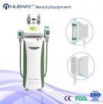 Buy cheap Hottest criolipolisis lipo cryo fat freezing machine 5 handles cryolipolysis fat burning machine from wholesalers