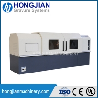 Buy cheap Electronic Engraving Machine for Gravure Cylinder Prepress Gravure Cylinder Engraver Electromechanical Engraving Machine from wholesalers