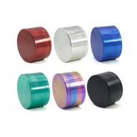 Buy cheap Colorful Monochrome 75mm Grinders from wholesalers
