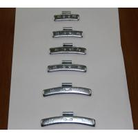 Buy cheap Steel clip on wheel balance weights-Zinc coated from wholesalers