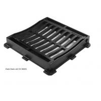 Buy cheap Anti-theft Captive Hinged Ductile Iron Kerb Dished Gully Grating & Frame (Dished TOP) From China from wholesalers