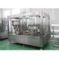 Buy cheap PVC Bottle Orange Juice Production Line , 2000 BPH Drinking Water Filling Machine from wholesalers