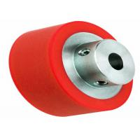 Buy cheap Polyurethane Wheels , Industrial Abrasion Resistant PU Polyurethane Rollers Wheels for Conveyor from wholesalers