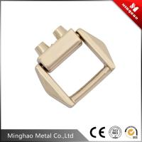 Buy cheap Factory direct 16.02*13.54MM metal square metal parts buckle from wholesalers