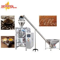 Buy cheap Auto Form Fill Seal Coffee Packaging Machine For Coffee / Creamer / Cocoa Powder from wholesalers