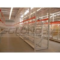 Buy cheap Industrial Storage Racks Heavy Duty Metal Shelving U Shape Upright Protectors from wholesalers