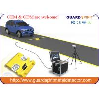 Buy cheap XJCTB2008A UVSS Gray Under Vehicle Surveillance System For Security from Wholesalers