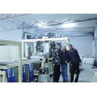 Single Screw  Plastic Sheet Extrusion Line , PVC PP Plastic Sheet Production Line