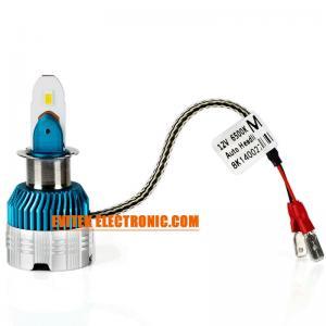 Buy cheap Rocket Shape CSP LED Headlight 35W High Light  Slim Car Headlight Bulbs product