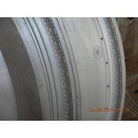 Buy cheap Truck Polyurethane PU Foam Tyre Mold , hot rolled steel Tire Mould product