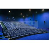 Buy cheap Removable 3D theater seating system for 6 / 12 / 50 Persons , Attractive 4D 5D motion movies from wholesalers