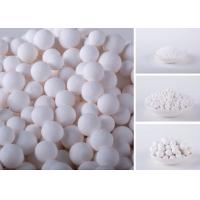 Buy cheap Chemical High White Activated Alumina Balls For Remove Chlorine And Air Dryer from wholesalers
